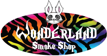 Wonderland Smoke Shop Logo