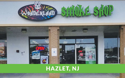 Wonderland Smoke Shop | Largest Smoke Shop in New Jersey
