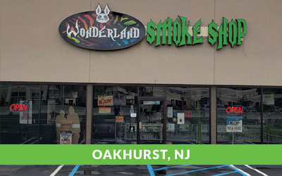 Wonderland Smoke Shop | Largest Smoke Shop in New Jersey